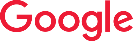 Google red logo